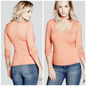 New GUESS BY MARCIANO Sibyla Top SZ S